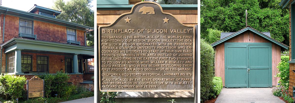 birthplace silicon